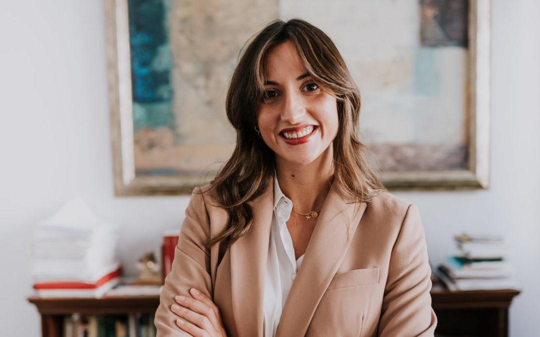 Cristina Acosta es la nueva presidenta de la Agrupación de Jóvenes Abogados de Córdoba