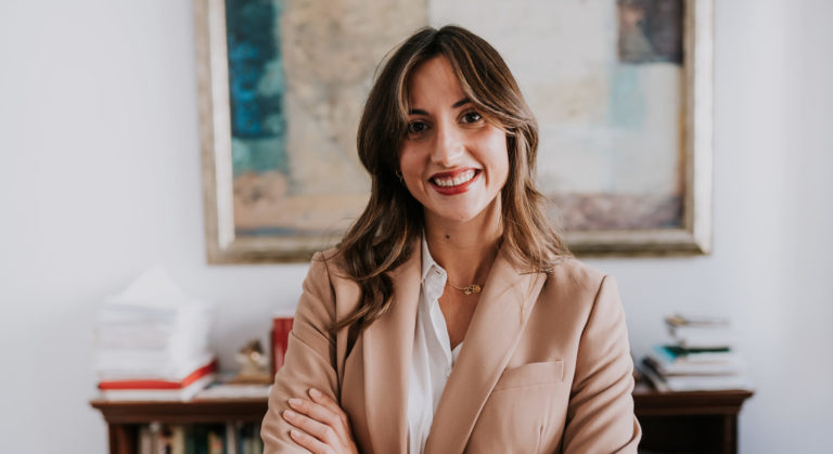 Cristina Acosta García es la nueva presidenta de Agrupación de Jóvenes Abogados de Córdoba