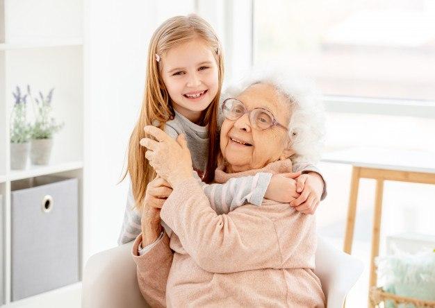 el Régimen de visitas de abuelos